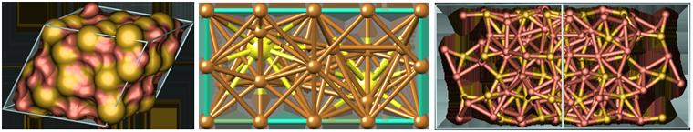 сhalcocite crystal structure, кристаллическая структура халькозина, халькозин, сhalcocite