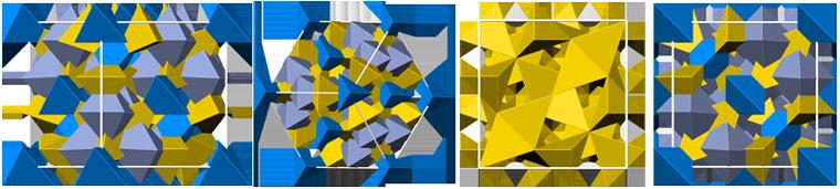 daubreelite crystal structure, кристаллическая структура добреелита, добреелит, daubreelite