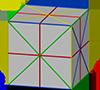 элементы симметрии куба