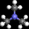 триметиламин, Trimethylamine