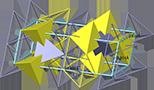 Wurtzite crystal structure, кристаллическая структура вюрцита