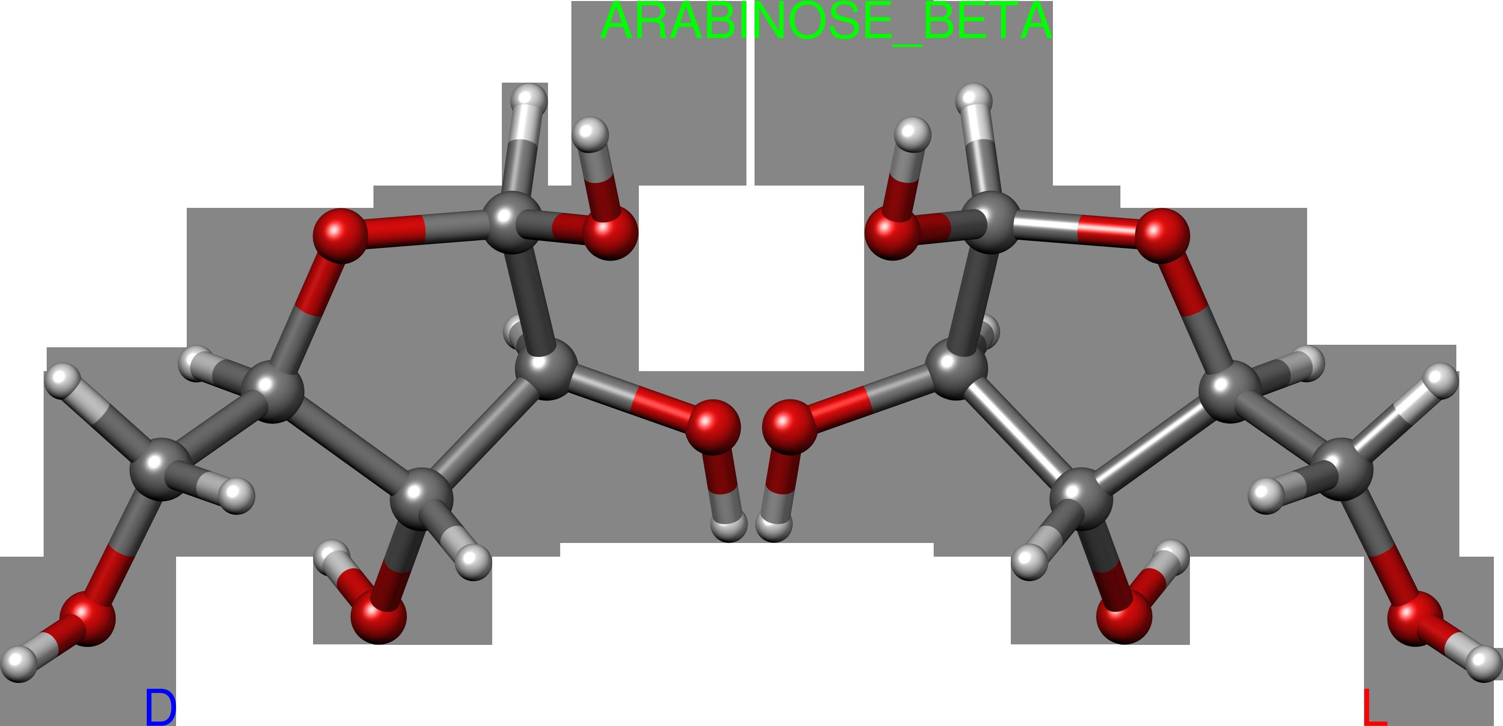 DArabinose  C5H10O5  PubChem