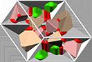 datolite crystal structure, кристаллическая структура датолита