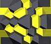galena crystal structure, кристаллическая структура галенита