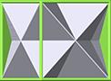 platinum crystal structure, кристаллическая структура платины