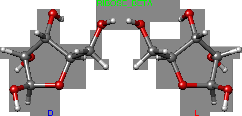 D-рибоза l-рибоза d-ксилоза l-ксилоза